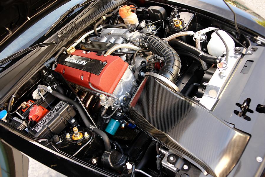 Honda S2000 CR AP2 Mugen ASM Hitomi