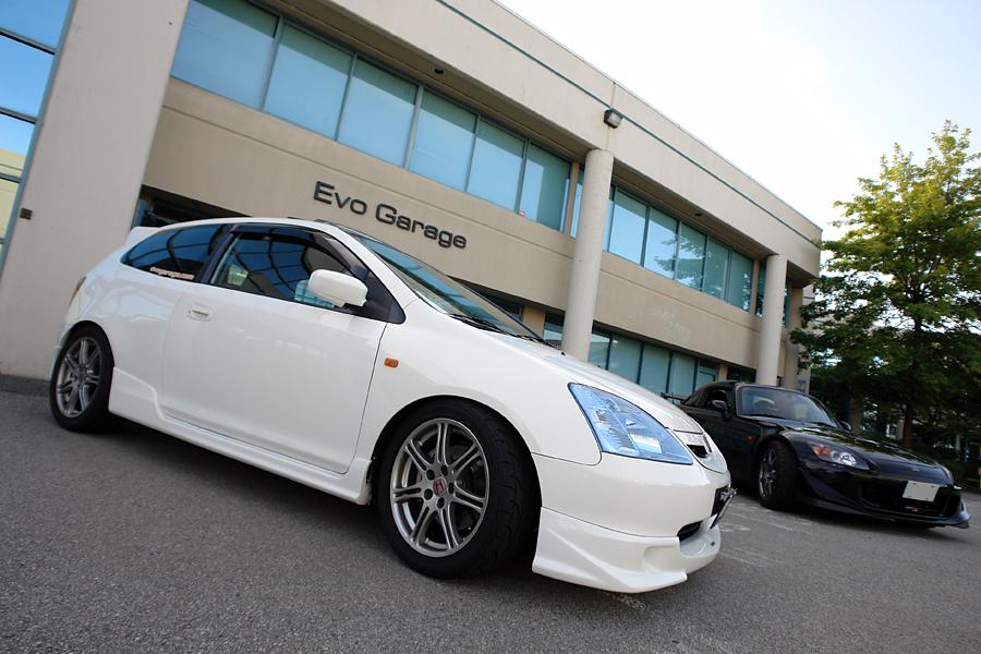 Honda Civic Mugen EP3 CTR