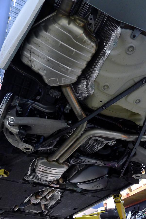 STaSIS Audi A7