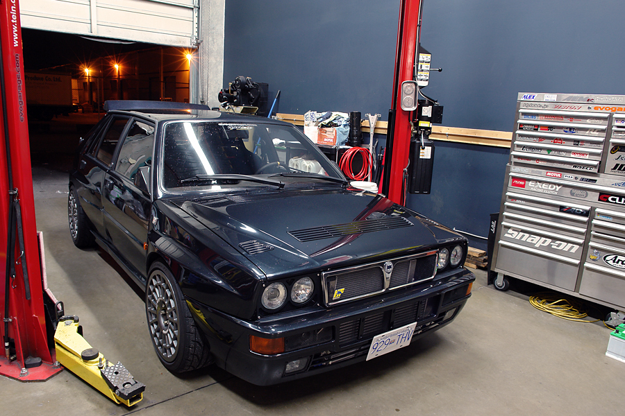ap racing lancia integrale evo