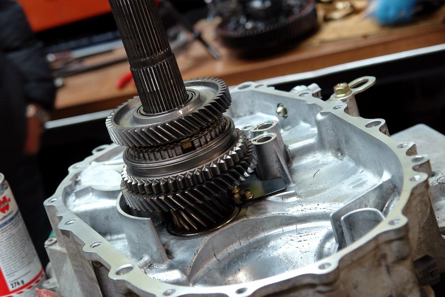 acura rsx transmission rebuild