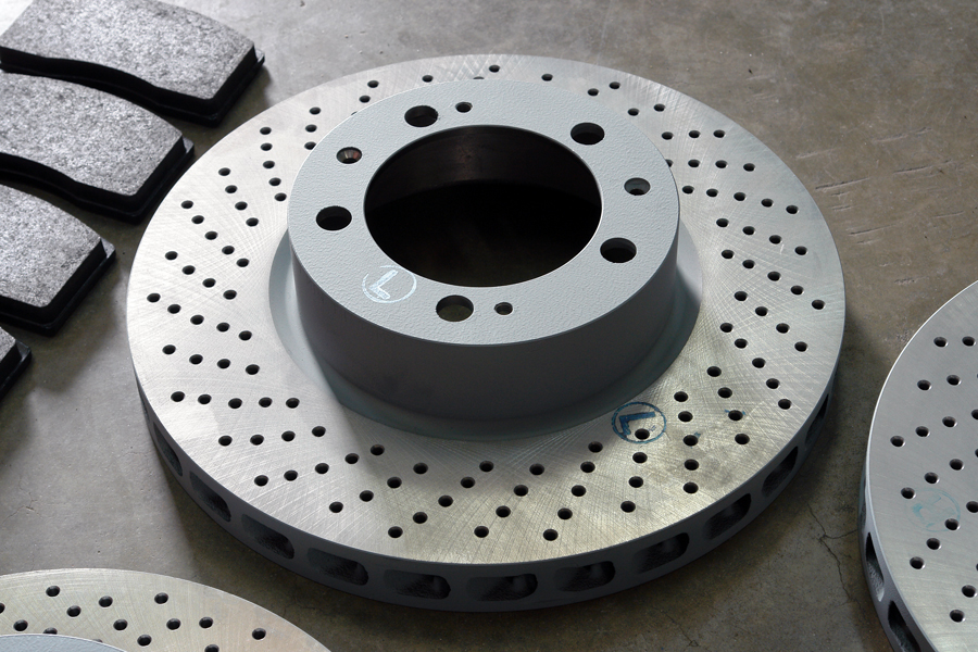 audi rs2 brembo brake kit