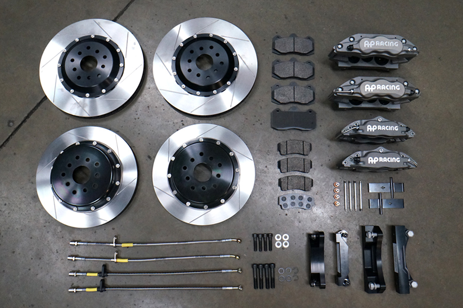 AP Racing Brake Upgrade for BRZ