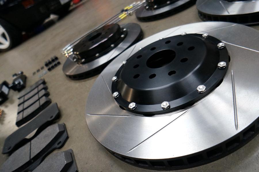 AP Racing Brake Upgrade for BRZ